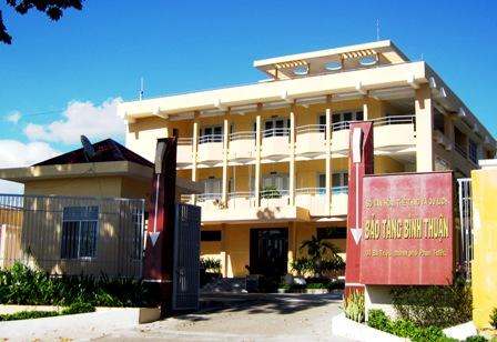 Bảo tàng Bình Thuận và các bộ sưu tập cổ vật quý hiếm